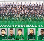 The University of Hawaii Rainbow Warriors