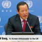 North Korean ambassador to the United Nations