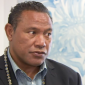Former All Blacks and Manu Samoa halfback Ofisa Tonu'u