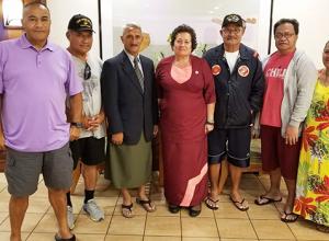 Amata with Veterans