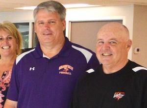 Officials From The Missouri Valley College