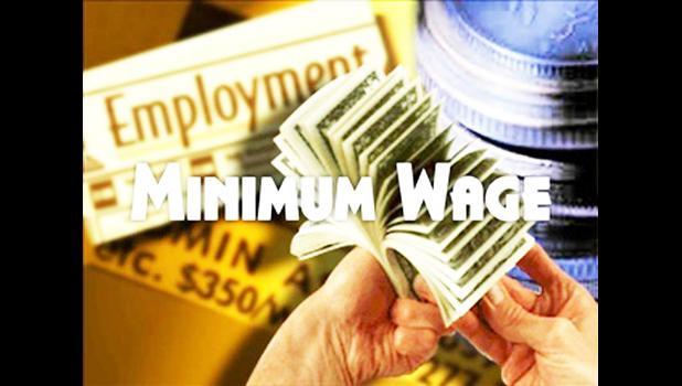 Minimum Wage logo