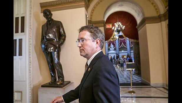 Rep. Thomas Massie, R-Ky