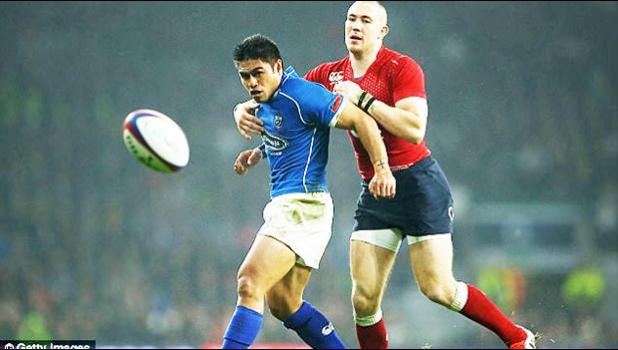 The Samoa players will earn a paltry £650 per Test compared to England's £22,000 per match  [Getty Images via The Mail]