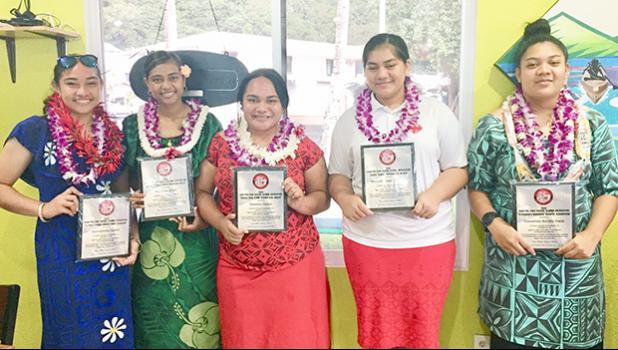The 5 scholarship winners