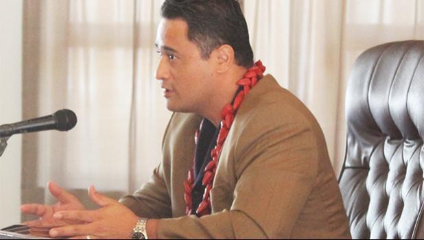 Attorney General, Talauega Eleasalo Ale. [SN file photo]