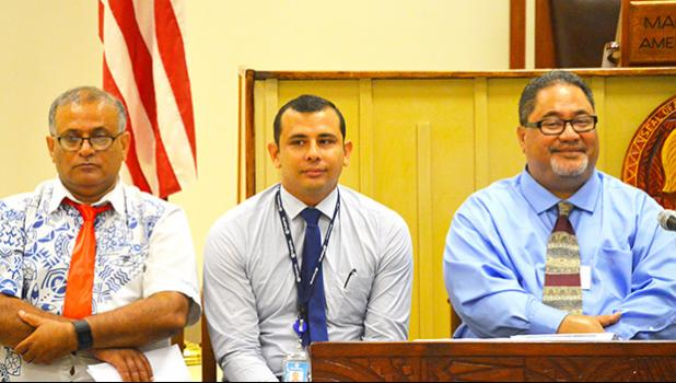 Representatives from Bluesky Communications appeared before the House Communications Committee this week to answer questions pertaining to communication services that were knocked out during Tropical Storm Gita.  [photo: AF]