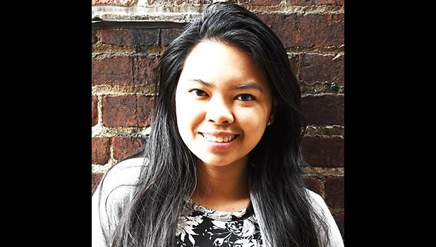 Clarence Rachel Recto Villanueva, 20, of Fagatogo, is currently studying forensic science and technology, and double minoring in biology and chemistry at Point Park University in Pittsburgh, PA. In addition to being a full time student and working at the school, Clare interns at a research center that focuses on finding cures for pediatric brain tumors. See story for details.  [photo: courtesy]