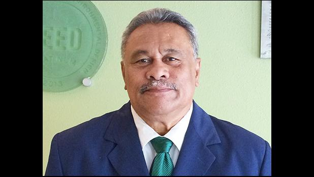 AS-EPA Director Mr. Ameko Pato has been elected to be next Region 9 rep on the ASTSWMO board.  {Courtesy photo]