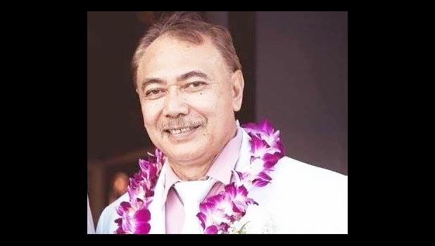 (WS) Dr John Ah Ching.jpg  Salausa Dr. John Ah Ching, a former head of the OB/GYN unit at the LBJ Medical Center and now Samoa's Associate Minister of Health, was recently awarded the Pacific Society for Reproductive Health (P.S.R.H.) President's Medal. [photo: courtesy]