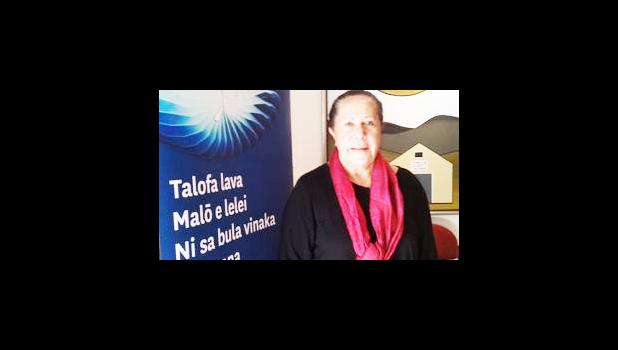 The Pacific Islands Forum Secretariat Secretary-General, Dame Meg Taylor. [Photo: RNZI]