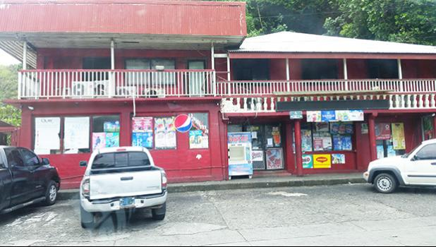 The 24-hour Gold Conda Store in Fagaalu was shut down by DOH inspectors last week, for various reasons, including unsanitary conditions and poor ventilation.[photo: BC]