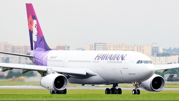 Hawaiian Air Airbus A330 plane [photo: AirplanePictures.net]