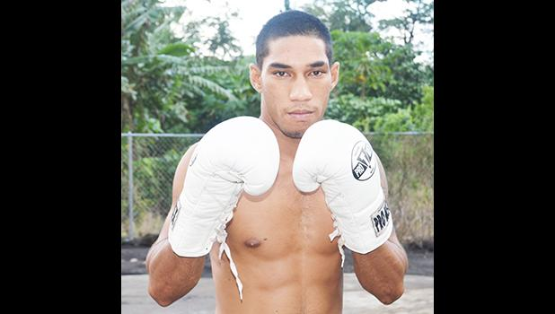 Four-time boxing gold medalist, Kaisa Ioane. [photo: AF]