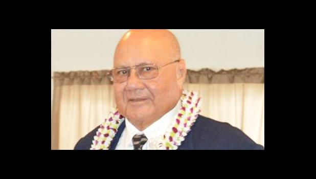 Chief Justice Michael Kruse [SN file photo]