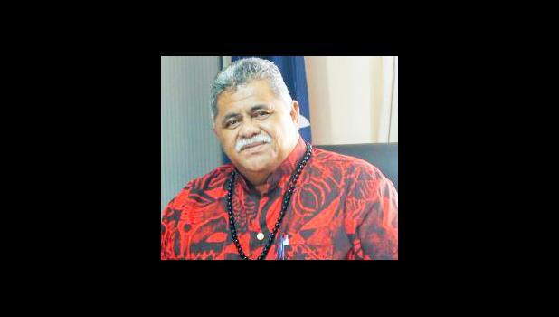 Minister of Agriculture and Fisheries, Hon. La'aulialemalietoa Leuatea Schmidt. [Samoa Gov't website]