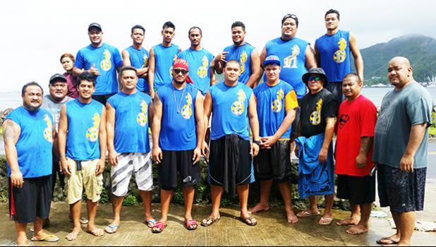 Le Puataunofo Boys Volleyball Team from Lepua village will be representing American Samoa during independent Samoa's Flag Day celebrations set to kick off this weekend. The team has been fundraising for the past month and they are scheduled to depart on Thursday, May 25th. Good Luck! See story for full details.  [photo: Blue Chen-Fruean]