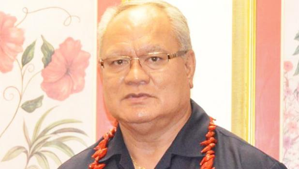 Commissioner of Public Safety Lei Sonny Thompson. [SN file photo]