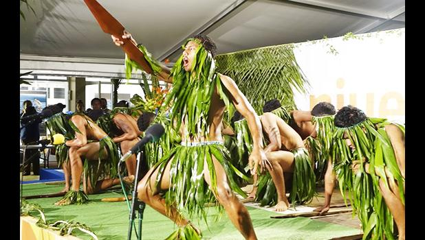 Niueans are celebrating their language, culture and heritage this week in New Zealand as part of the Pacific Language weeks. An academic says the Niue language is at crisis levels with New Zealand-born Niueans not speaking the language of their forefathers.  [Photo: RNZI Indira Stewart]