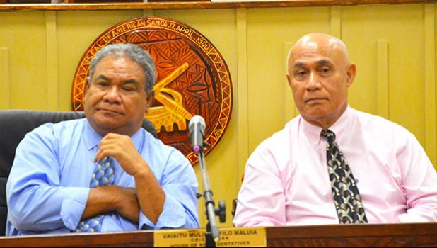 Members of the American Samoa Employees' Retirement Fund Board appeared before the House Retirement Committee yesterday to discuss Cost of Living Adjustment (COLA) issues.  [photo: AF]