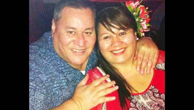 "Reg and Carolyne Schwenke, Samoan owners of an Australian company offering two ""world firsts"".   [photo: courtesy]"