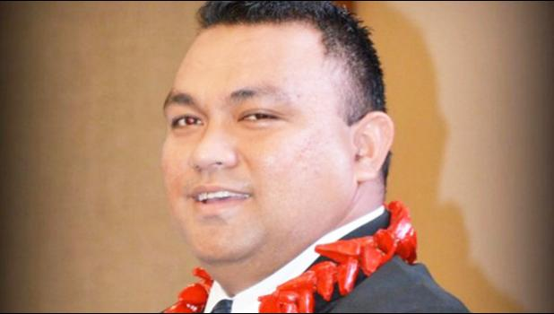 MINISTRY OF JUSTICE, CHIEF EXECUTIVE OFFICER: Papali'i Afele J.P. Taimalelagi. [SN file photo]