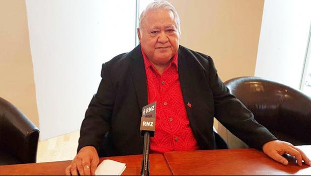 Samoa's PM Tuilaepa Sailele Malielegaoi [Photo: RNZ / Sela Jane Aholelei]