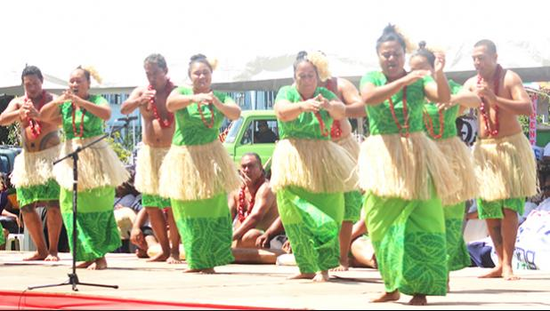 Samoa honored all the teachers in the country through a special celebration held in front of the Government building early Thursday morning (Samoa Time).  [Courtesy photo]
