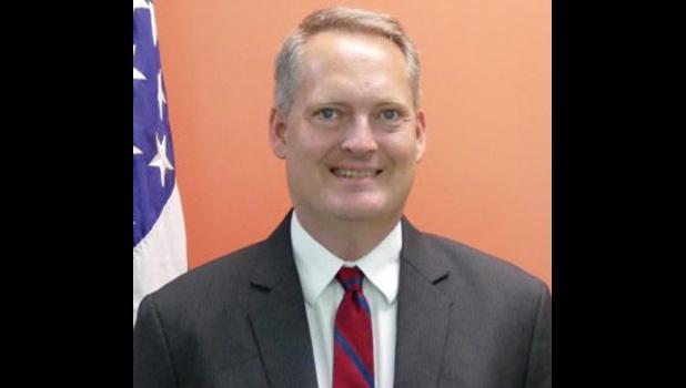 US Charge D'Affaires to Samoa, Antone Grumble [SN file photo]