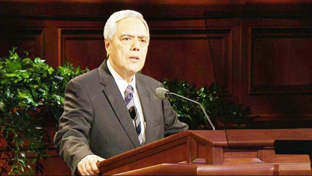 Elder O. Vincent Haleck [Deseret News]