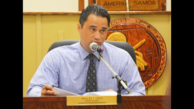 Attorney General Talauega Eleasalo Va'alele Ale