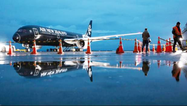 Air New Zealand 787-9 Dreamliner