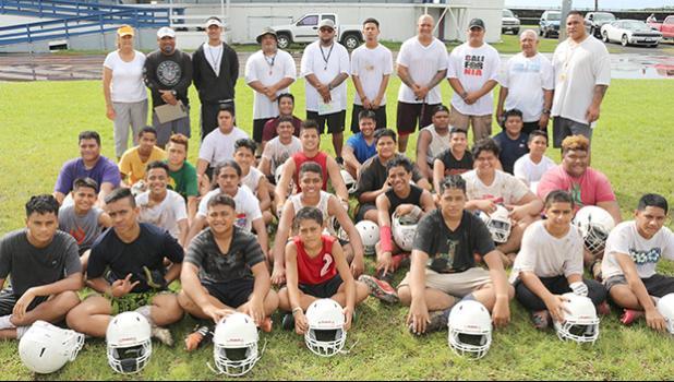 JPS Amerika Samoa team