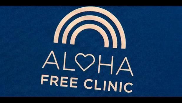 Aloha Free Clinic logo