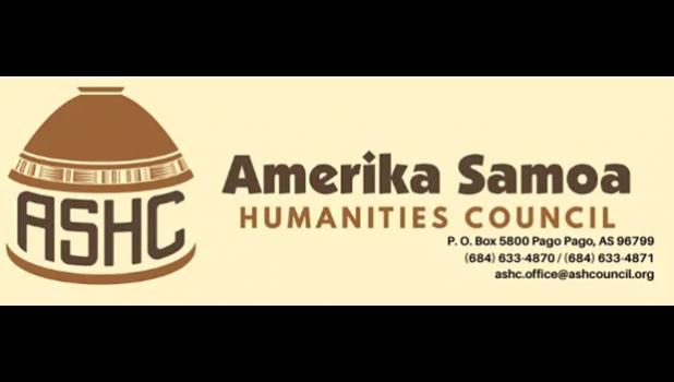 American Samoa Humanities Council logo