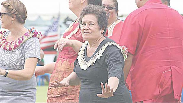 Amata dancing Flag Day 2012
