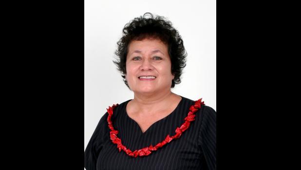 Congresswoman Aumua Amata Radewagen