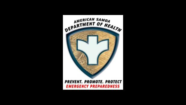 American Samoa Dept. of Health logo