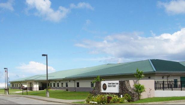 United States Army Reserve Center - American Samoa