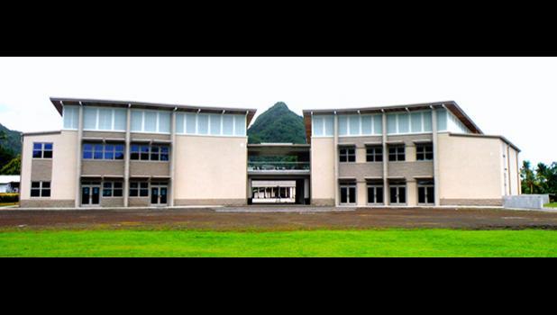 ASCC Multipurpose Building