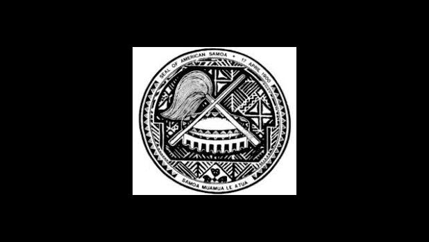 American Samoa Government logo