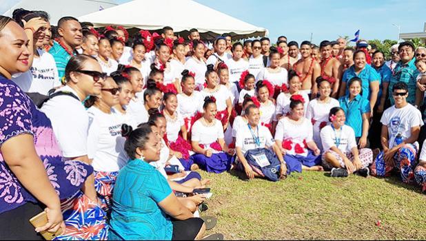 Pacific Games participants