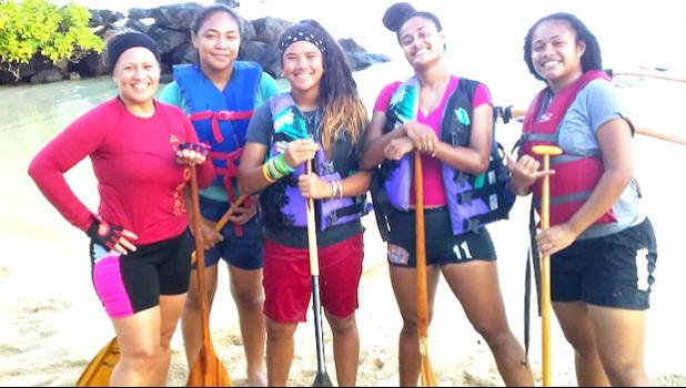 Asosi Alopaopao a Amerika Samoa