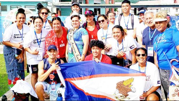 American Samoa Beach Volleyball team