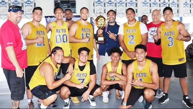 Pago Pago Eagles men's basketball team