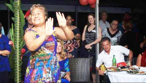 """There were complaints the ambassador's behavior was """"culturally insensitive"""", """"rude"""" and """"undiplomatic"""".  [photo: PeaceCorps Samoa Facebook]"""