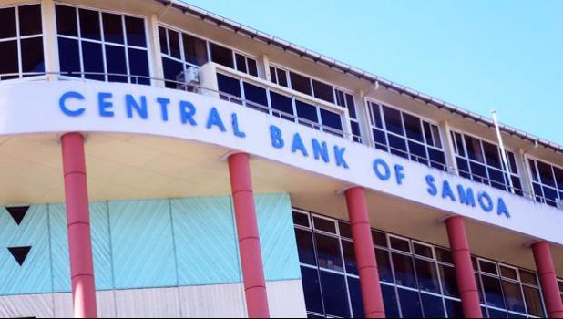 The Central Bank of Samoa [Photo: RNZI/ Koroi Hawkins]