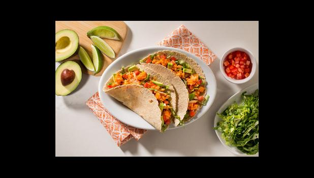 While Chicken Creations can be enjoyed straight from the pouch, they are also a great addition to a variety of meals. Visit www.starkist.com to learn more about the brand, its products and to explore StarKist developed recipes such as the Weeknight Buffalo Chicken Tacos (see receipe at end of story). [photo: StarKist]