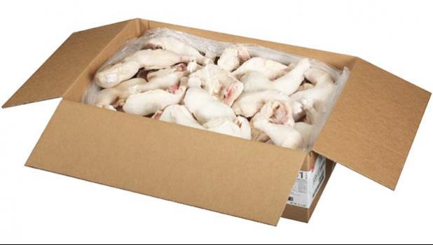 20-lb box of chicken leg quarters