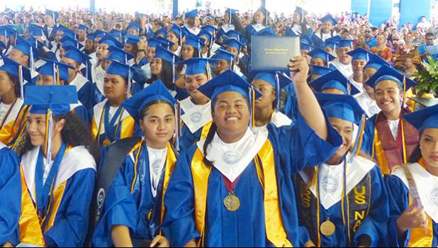 Samoana High School Class of 2019